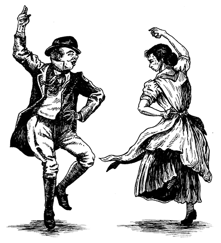 irish jig dance